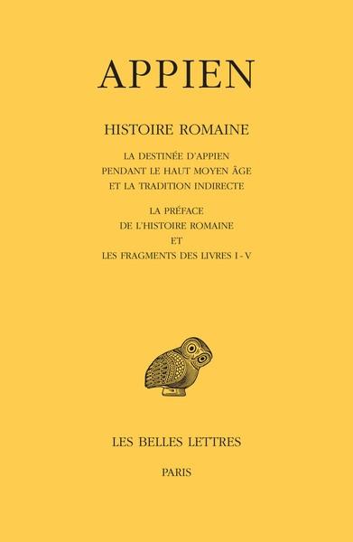 Histoire romaine. Vol. 1