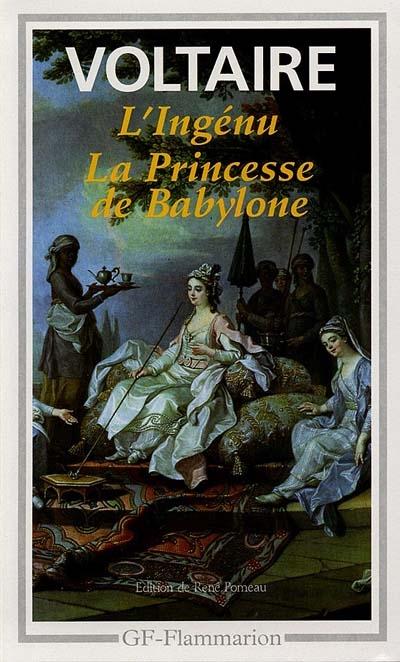 L'ingénu.-La-princesse-de-Babylone