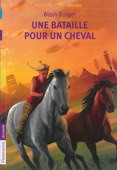 Une bataille pour un cheval