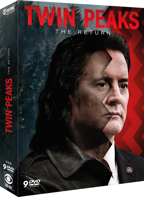Couverture de : Twin Peaks 3-3 : The Return, épisodes 9 à 12