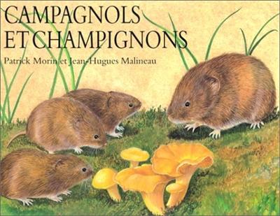 Campagnols-et-champignons