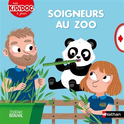 Soigneurs au zoo : zooparc de Beauval