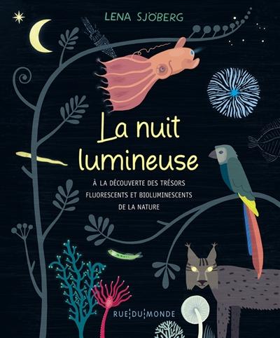 La nuit lumineuse : à la découverte des trésors fluorescents et bioluminescents de la nature