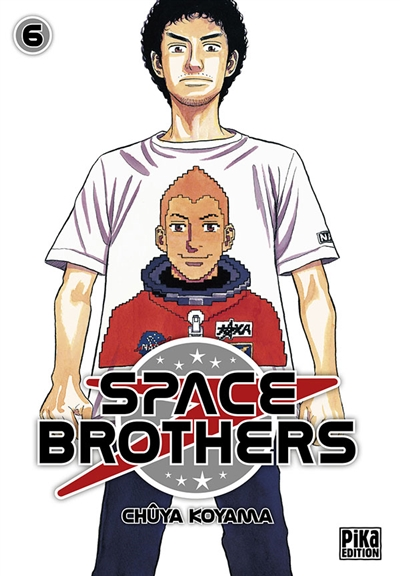 Space brothers. 6 | Chūya Koyama (1978-....). Auteur