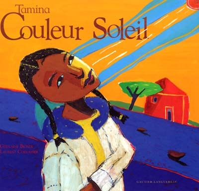 Tamina couleur soleil   Biondi, Ghislaine. Auteur