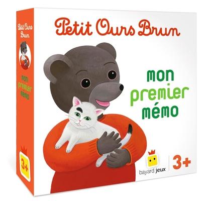 Petit Ours Brun : mon premier mémo