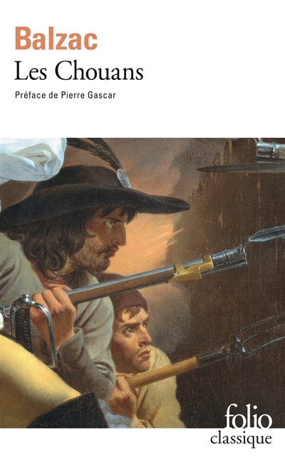 Les Chouans / Honoré de Balzac | Balzac, Honoré de (1799-1850)