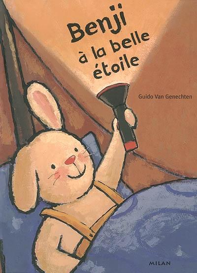 Benji à la belle étoile | Van Genechten, Guido (1957-....). Auteur