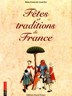 Couverture de : Fêtes & traditions de France