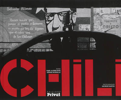 Chili / photographies, Georges Bartoli | Bartoli, Georges (1957-....). Illustrateur