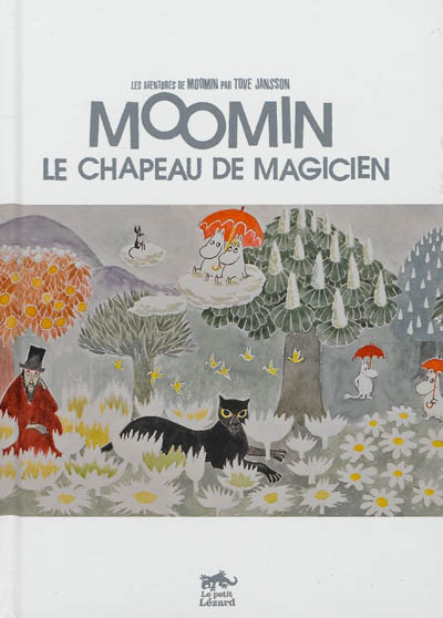 Les aventures de Moomin. Moomin : le chapeau de magicien