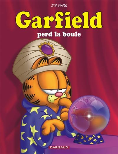 Garfield. Vol. 61. Garfield perd la boule