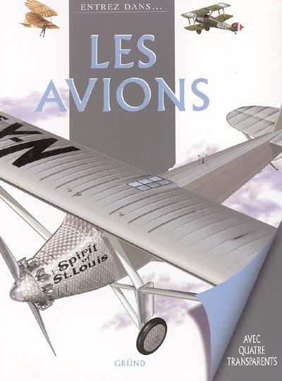Les avions / [Chris Oxlade] | Oxlade, Christopher. Auteur