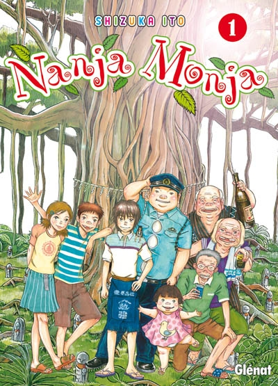 Nanja Monja. 1 | Shizuka Itō (1980-....). Auteur