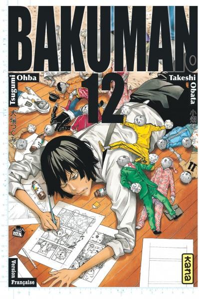Bakuman. 12 | Oba, Tsugumi. Auteur