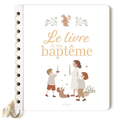 Le livre de ton baptême