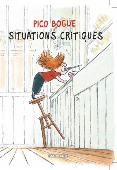 Situations critiques / Dominique Roques | Roques, Dominique (1948-....). Auteur