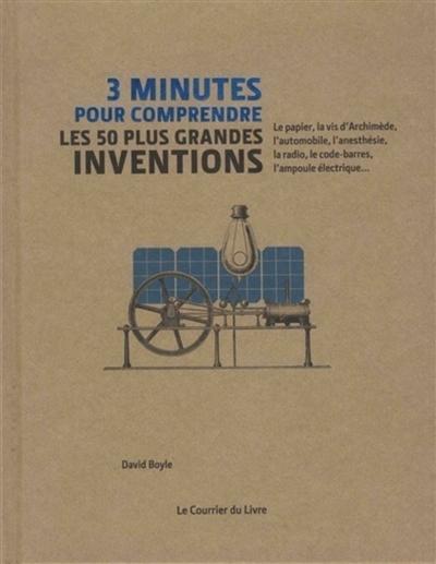 50 plus grandes inventions (Les) |