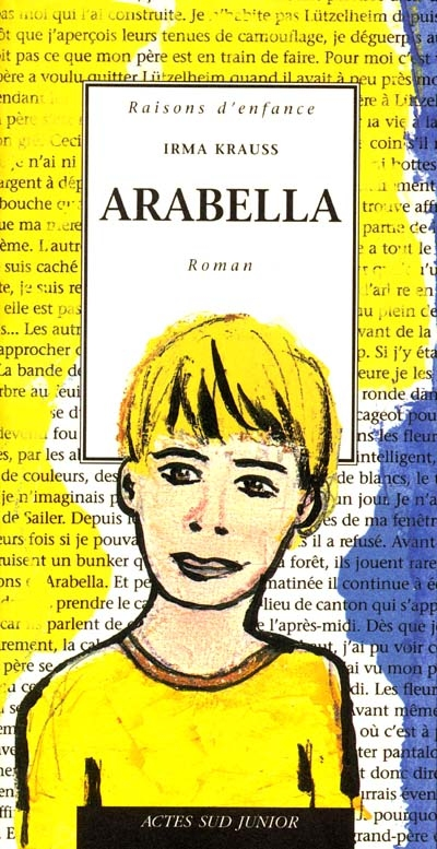 Arabella / Irma Krauss | Krauss, Irma (1949-....). Auteur
