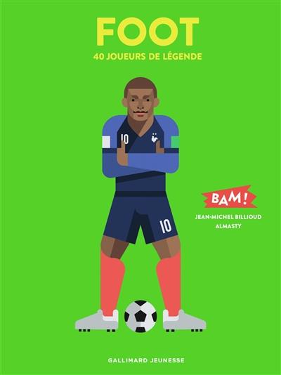 Foot : 40 joueurs de légende