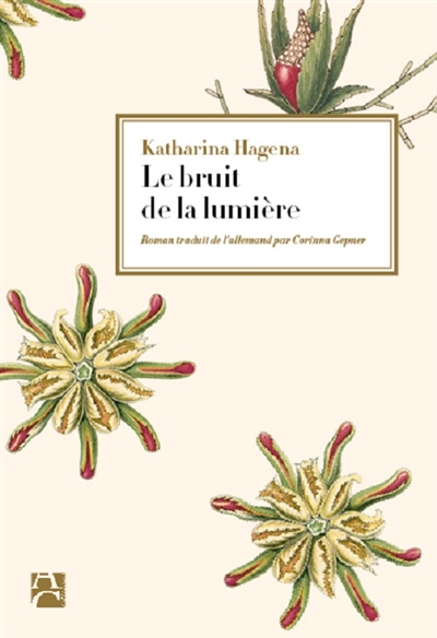 Le bruit de la lumière / Katharina Hagena   Hagena, Katharina (1967-....). Auteur