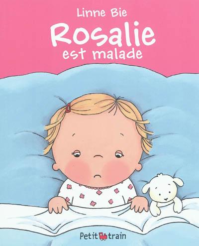 Couverture de : Rosalie est malade