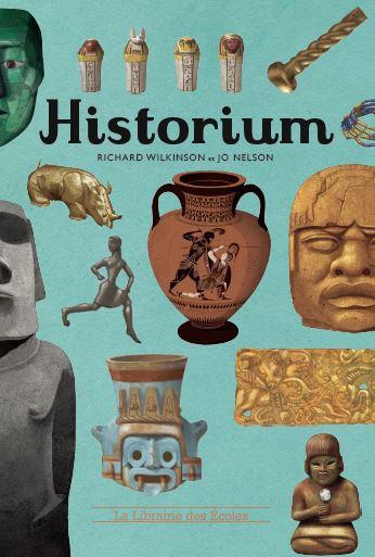 Historium | Wilkinson, Richard. Illustrateur
