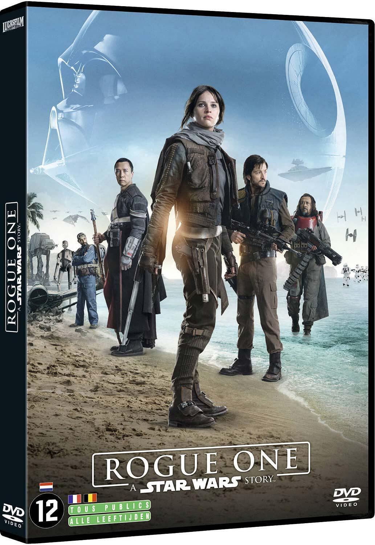 Rogue one : A Star Wars story / Film de Gareth Edwards (II) | Edwards (II), Gareth. Metteur en scène ou réalisateur