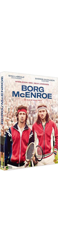 Borg / McEnroe / un film de Janus Metz Pedersen | Metz Pedersen, Janus (1974-....). Metteur en scène ou réalisateur