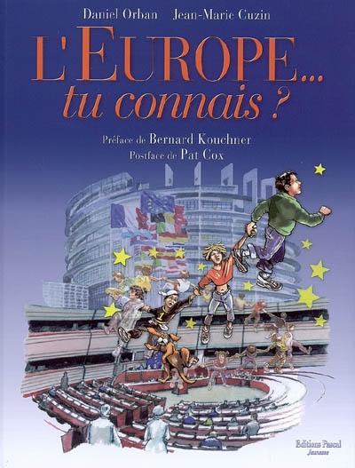 L'Europe... tu connais ?