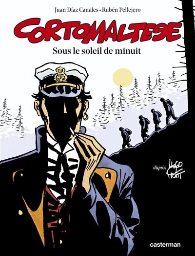 Corto Maltese. Vol. 13. Sous le soleil de minuit