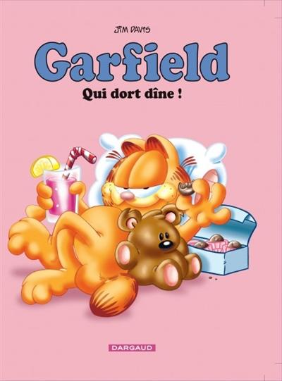 Garfield. Vol. 8. Qui dort dîne !