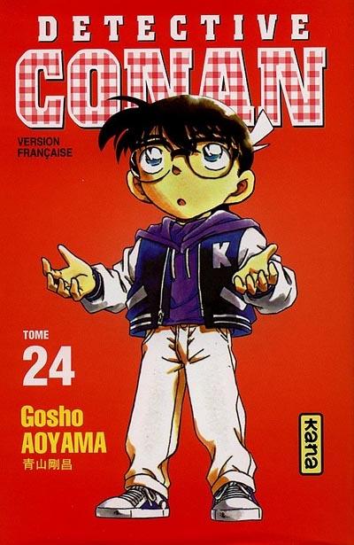 Détective Conan. 24 / Gosho Aoyama | Aoyama, Gōshō (1963-....). Auteur