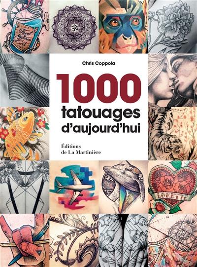 1.000 tatouages d'aujourd'hui   Coppola, Chris. Auteur