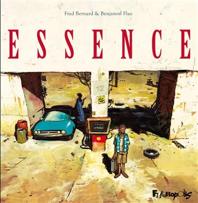 Essence : pilote paradise   Bernard, Frédéric (1969-....). Auteur