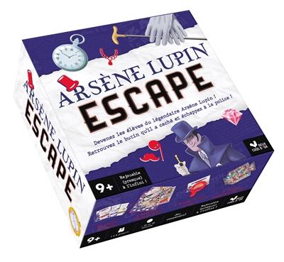 Arsène Lupin escape
