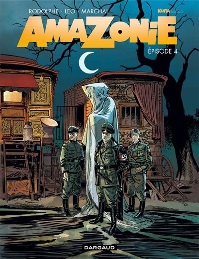 Amazonie : épisode 4 | Léo (1944-....). Scénariste