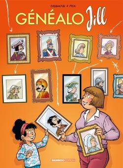 Généalo Jill. Vol. 1