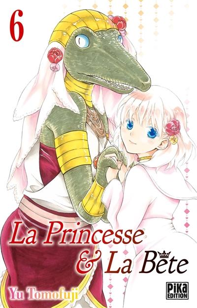 princesse & la bête (La). 6 | Tomofuji, Yu. Auteur