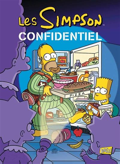 Les Simpson. 26, Confidentiel / Matt Groening | Groening, Matt (1954-....). Auteur