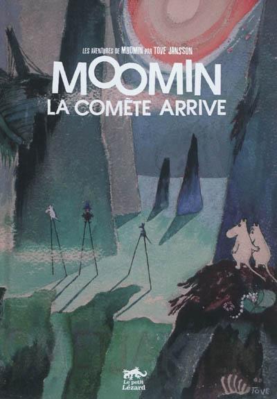 Les aventures de Moomin. Moomin : la comète arrive