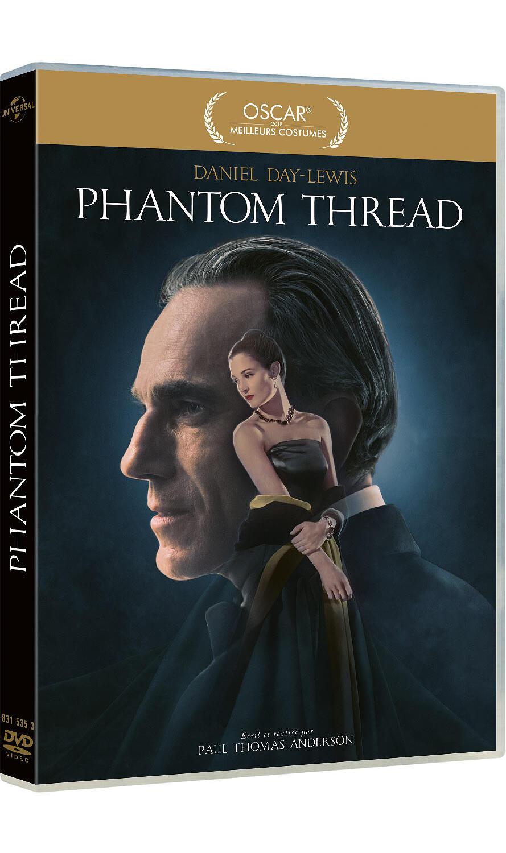 Couverture de : Phantom Thread