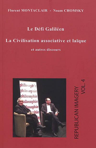 Republican imagery, n° 4. Le défi galiléen. Discours politique de Paris