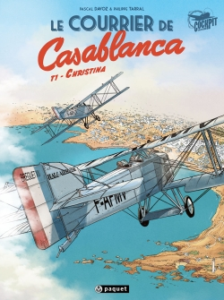 Le courrier de Casablanca. Vol. 1. Christina