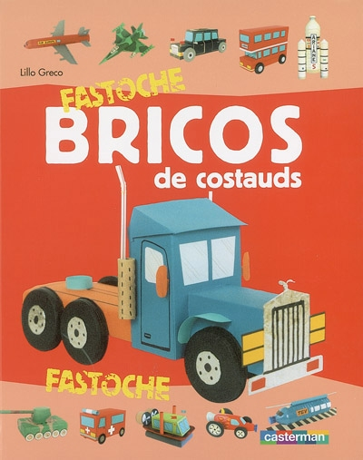 Bricos de costauds | Greco, Lillo. Auteur