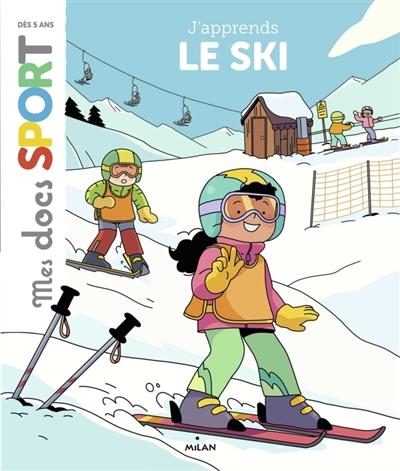 J'apprends le ski | Emmanuelle Ousset, Auteur