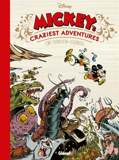 Mickey's craziest adventures | Trondheim, Lewis (1964-....). Auteur