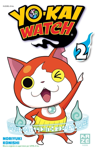Yo-kai watch. 2   Konishi, Noriyuki. Auteur