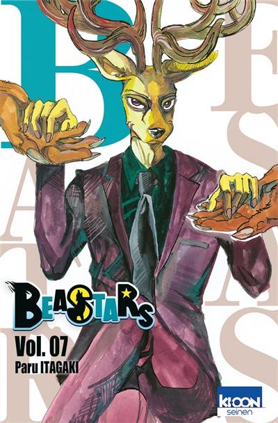 Beastars. 7 | Itagaki, Paru. Auteur