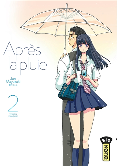 Après la pluie. 2 | Jun Mayuzuki. Auteur